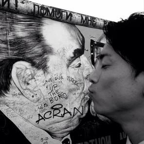 A Kiss in Berlin