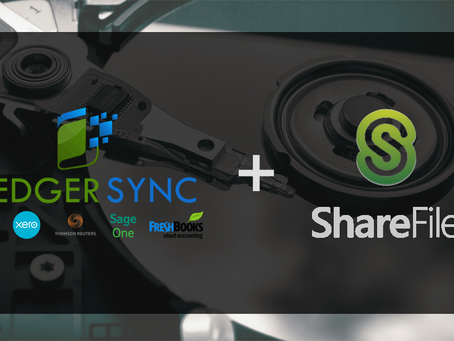Ledgersync and Citrix ShareFile Now Sync Daily