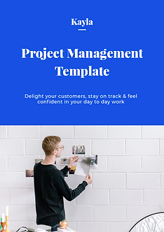 project management guide