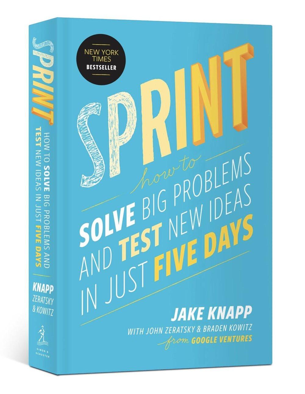 Sprint design book