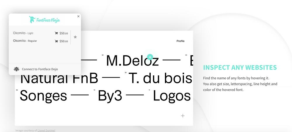 typography tool