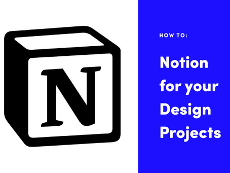 Using Notion for your design agency
