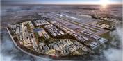 Sabiha Gokcen AirCity; masterplan for 478 Ha aerotropolis quarter; Istanbul, Turkey