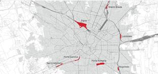 Milan 2026; Olympic overlay and legacy for Porta Romana railway yard; Milan, Italy