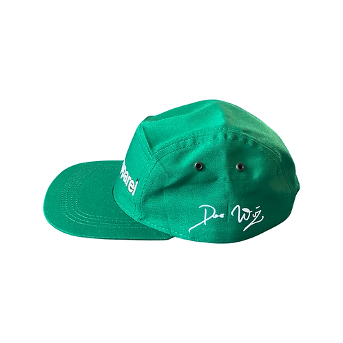 DWA GREEN DAD HAT