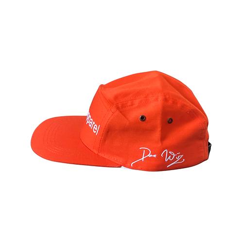 DWA ORANGE DAD HAT