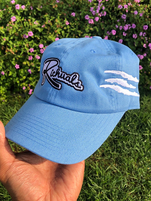Sky Blue Hunters Cap