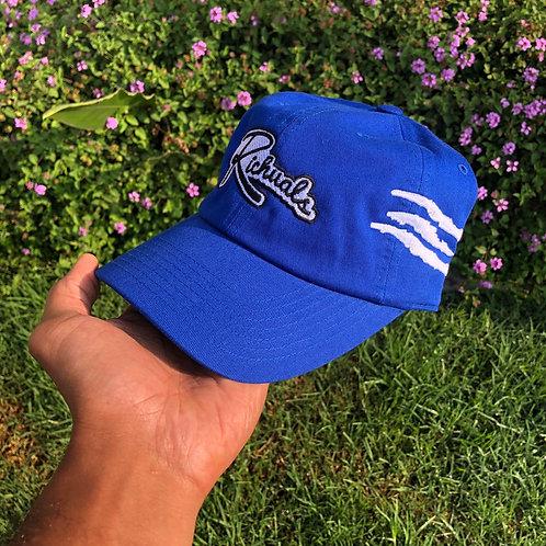 Royal Blue Hunters Cap