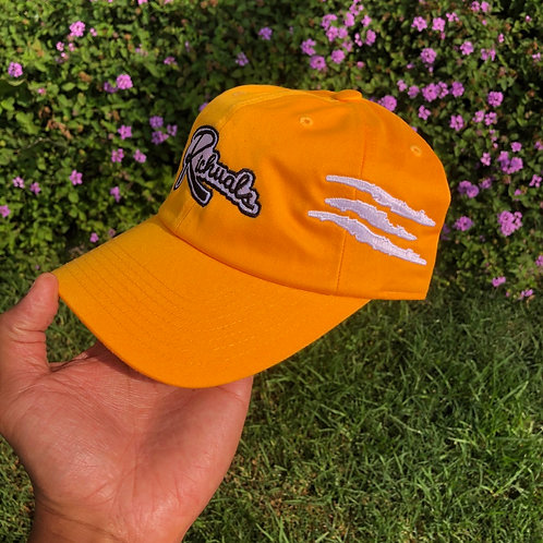 Yellow Hunters Cap