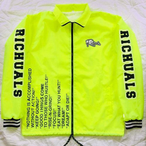 'Radiant Child' Mantra Jacket