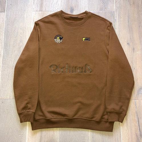 """""""Manufactured To Manifest"""" Sweatshirt"""