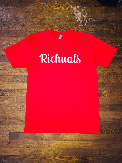 Richuals Signature Logo T-Shirt