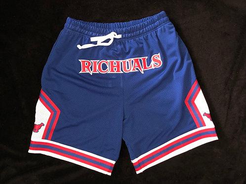 """Home Team"" Hoop Shorts"
