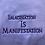 "Thumbnail: ""Imagination Is Manifestation"" Sweatshirt"