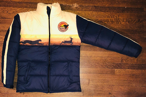 EWYH Puffer Coat