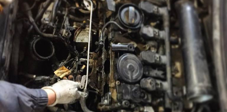 Замена форсунок Volkswagen Audi Skoda Se