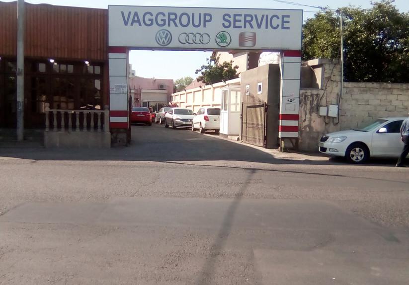 Vag Service Bakixanov Razino Volkswagen
