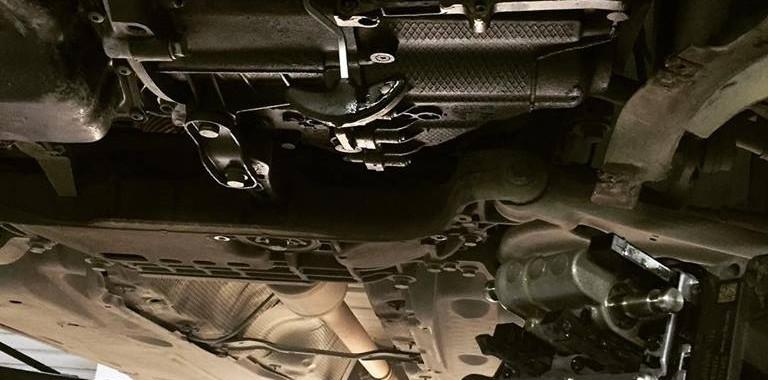 замена мехатроника DSG Volkswagen Audi S