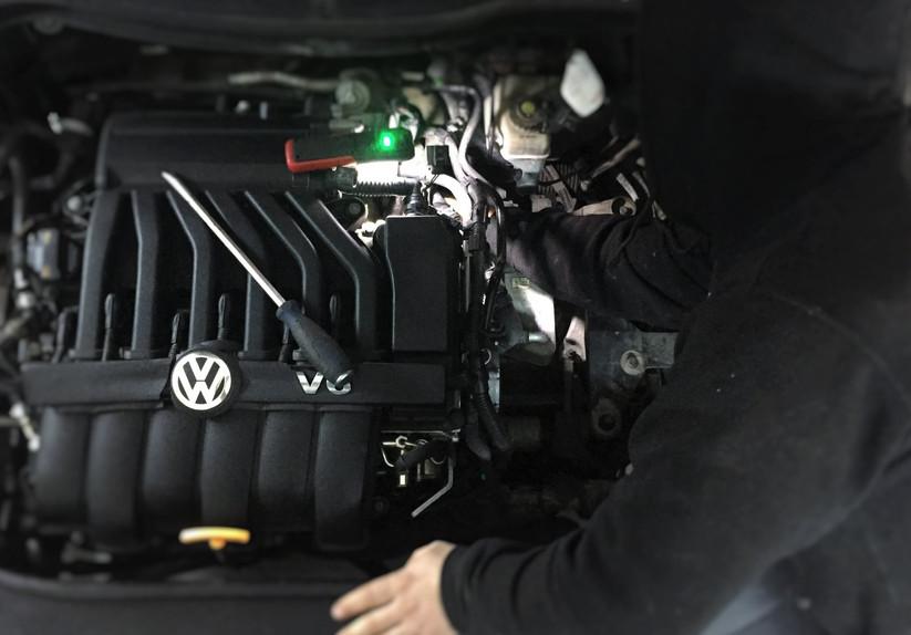 Ремонт двигателяVolkswagenAudiSkodaSeat.