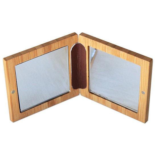 Miroir Bambou