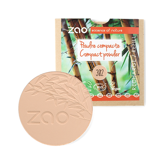Poudre Compacte Bio 302