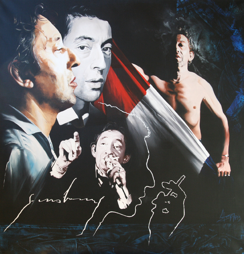 GAINSBOURG  1993