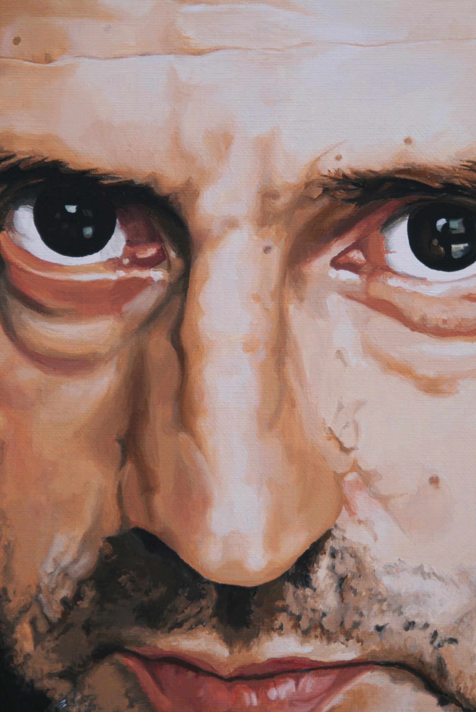 Portrait de Daniel AUTEUIL ( Détail)
