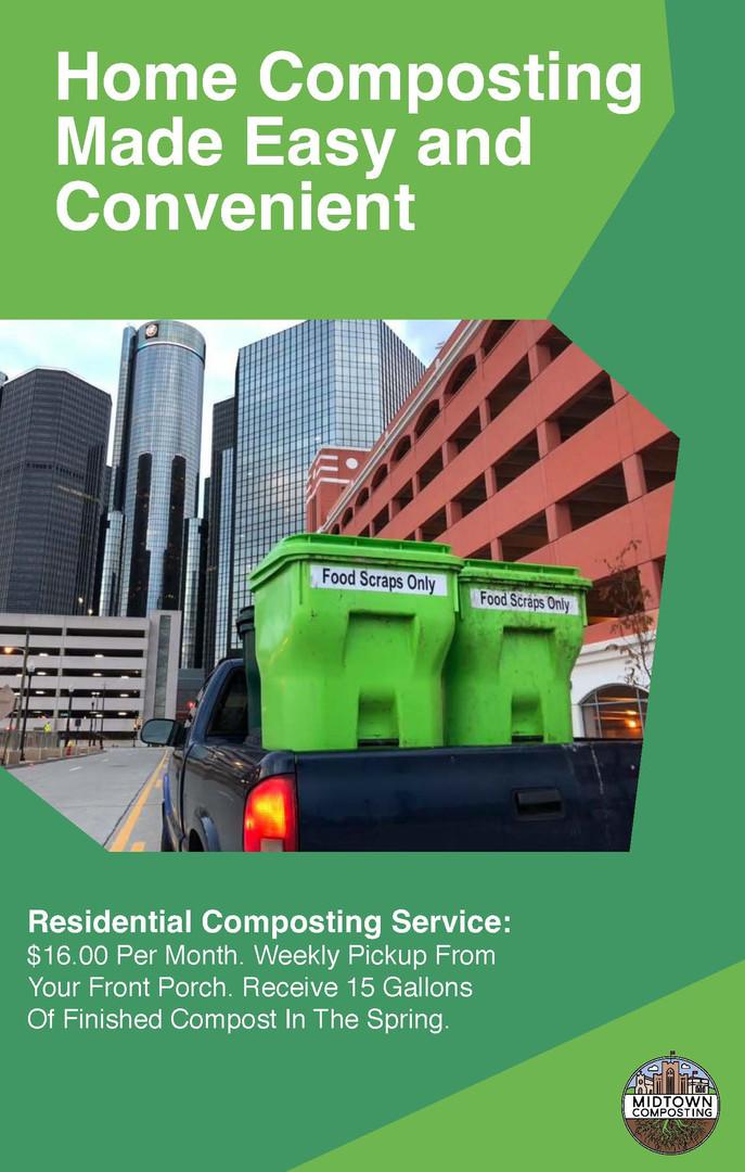 Home Composting Made Easy & Convenient