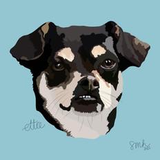 Portrait | Etta