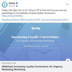 Quikly | Social Media Ad