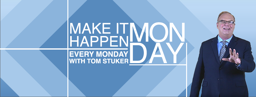 Make it Happen Monday Banner