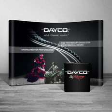 Dayco Products | Racing Booth Design