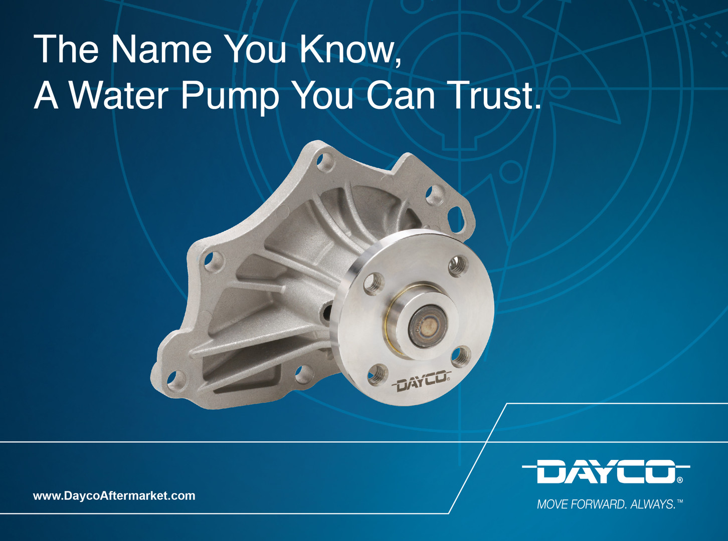 Water Pumps Digital Ad