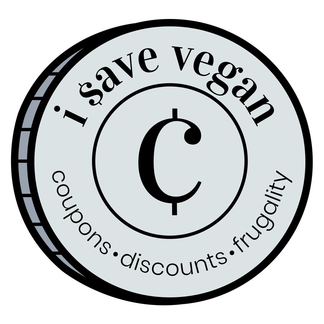 I Save Vegan Brand Mark