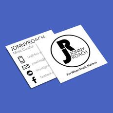 JonnyRoach | Business Cards
