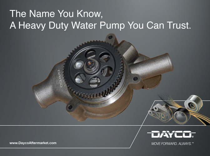 Heavy Duty Water Pump Digital Ad