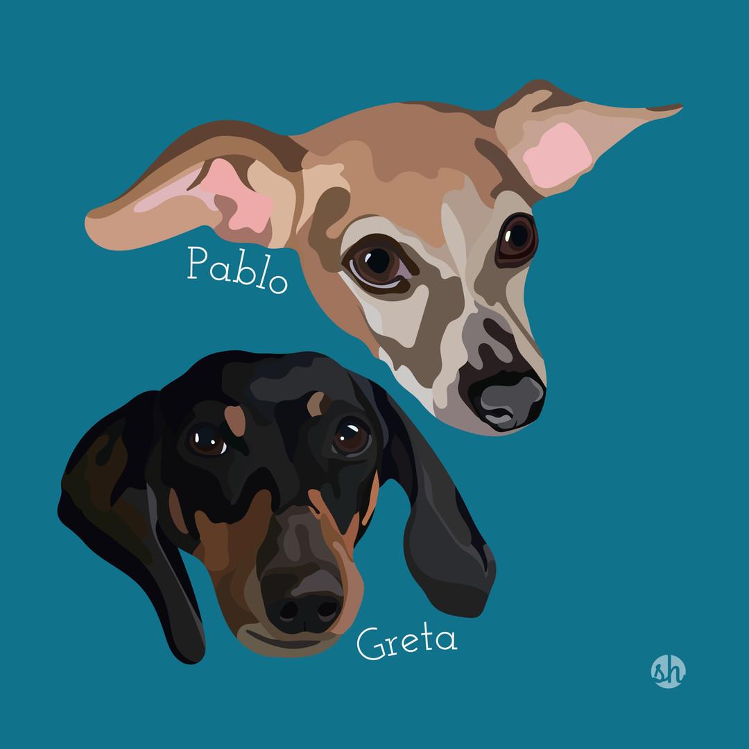 Pablo & Greta