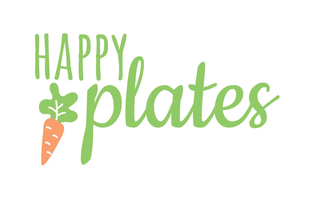 Happy Plates Main Logo