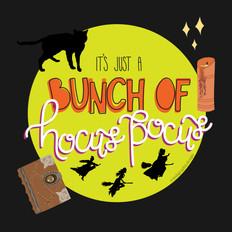 Lettering | Bunch of Hocus Pocus