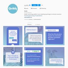 Quikly | Instagram Feed Posts