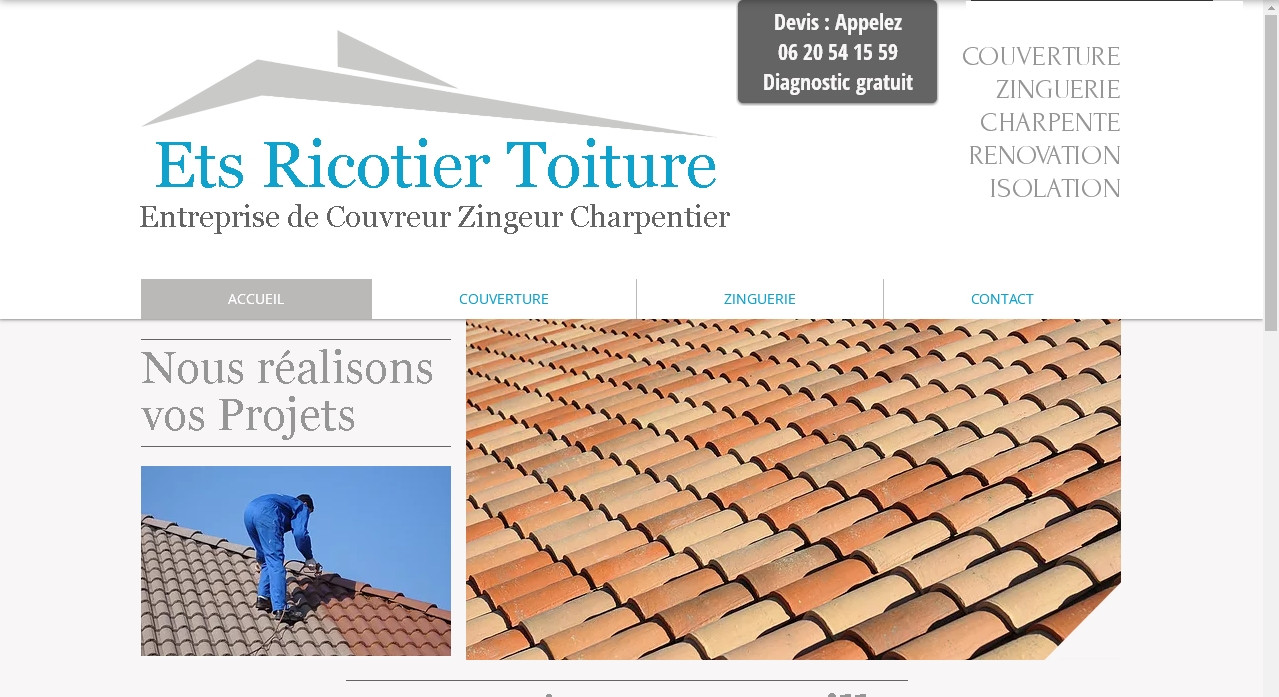 Artisan Charpentier A Nice Travaux De Charpente Des Toits