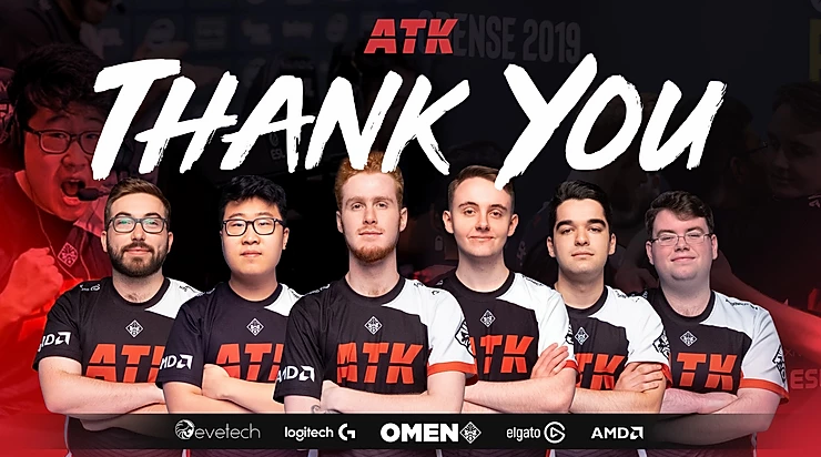 Announcement: ATK CS:GO Roster to transfer to Cloud9