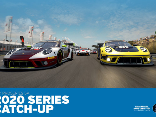Pro Series 2020 feature in Motorsport Monday