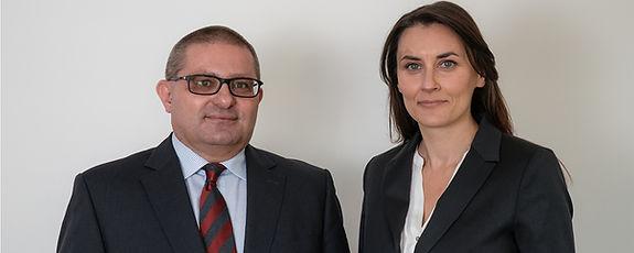 Igor Lamprecht, Annette Trübenbach
