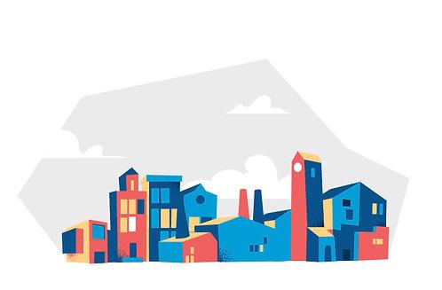 Urban Scenario 03