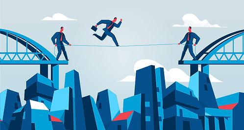 Business Risk Skyline