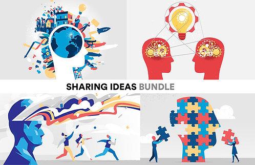 Sharing Ideas Bundle
