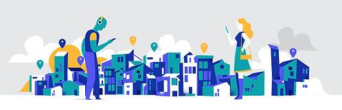 City Map Places