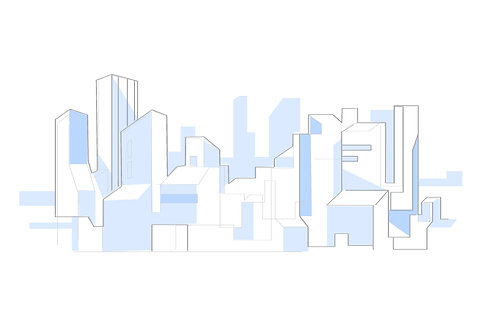 Today City Skyline