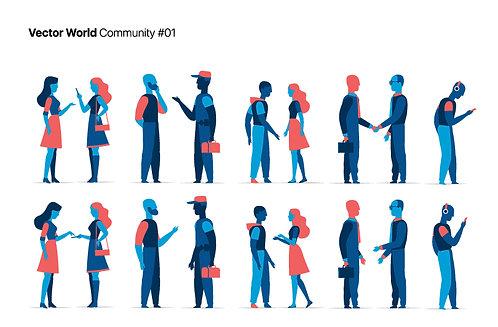 Vector World Community 01
